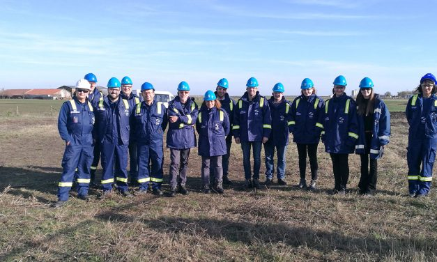 S4CE consortium visit to NIS Rusanda field site
