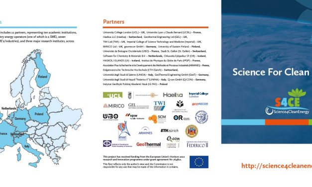 Hot-off-the-press: The new S4CE leaflet is now available.