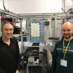 S4CE partners MIRICO and UEF visited Rutherford Appleton Laboratory to collaborate on the data analysis in gas sensing