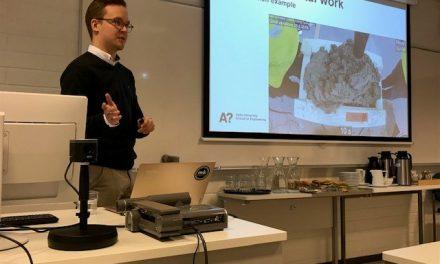 Concrete quality measurement workshop in UEF