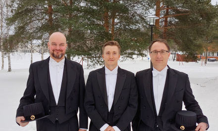 A successful PhD defence at UEF: fluid monitoring in cement-based materials using electrical tomography