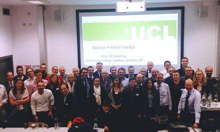 S4CE Kick-off meeting in London