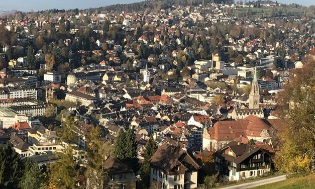 S4CE consortium visit to St. Gallen, Switzerland