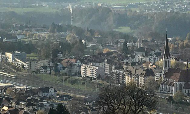 S4CE consortium visit to St. Gallen, Switzerland