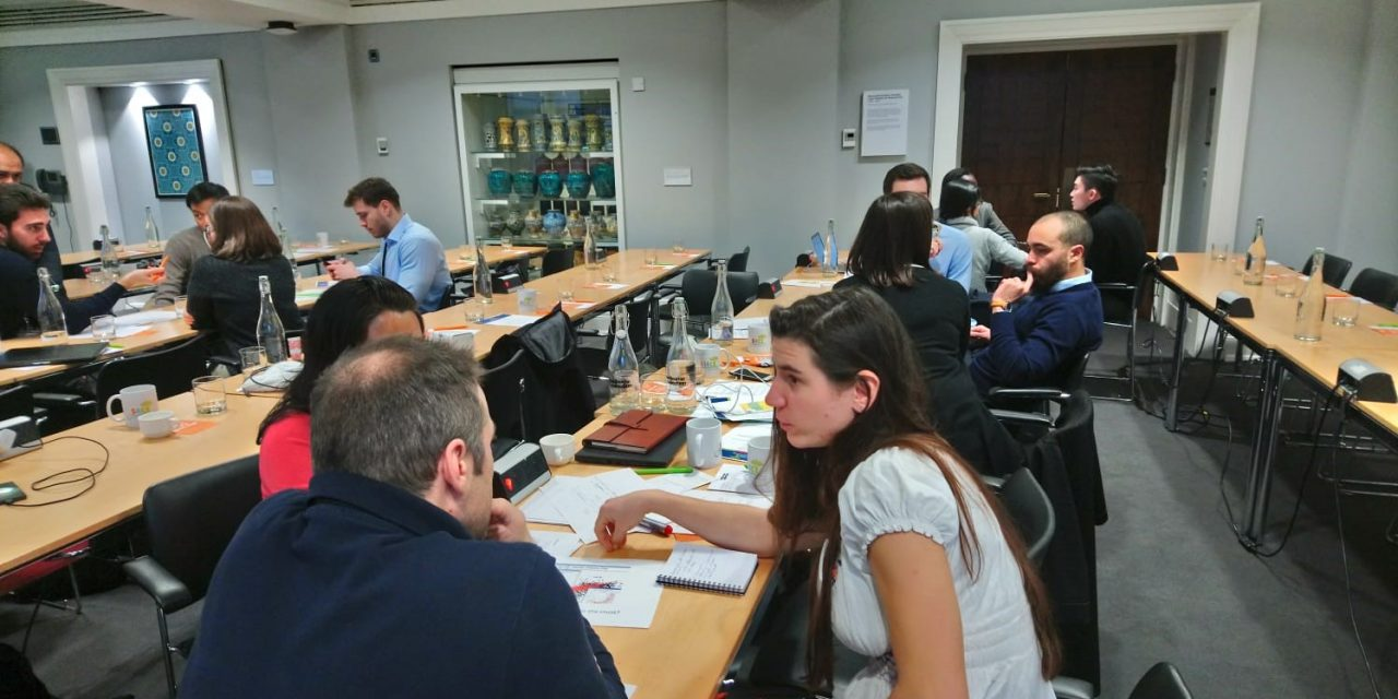 The S4CE consortium starts the new year enthusiastic and full of new ideas!