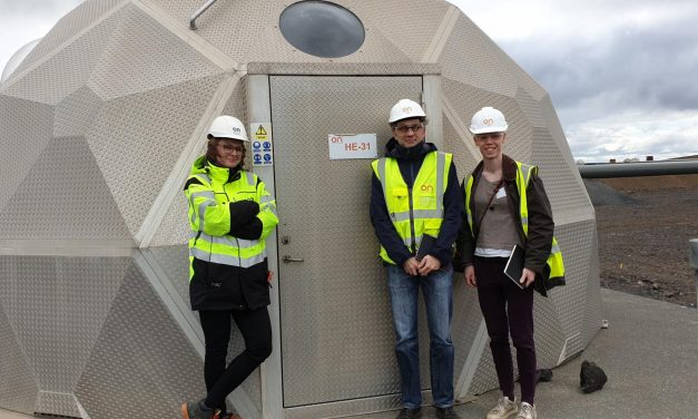 Partners MIRICO and Reykjavik Energy met in Iceland about instrument deployment
