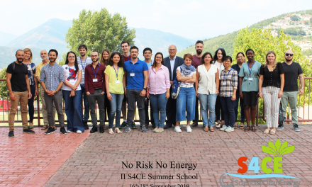 Summer school No Risk No Energy – Testimony