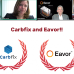 Carbfix wins the European Geothermal Innovation Award 2020
